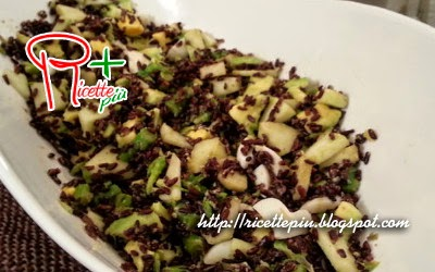 Ricetta riso venere asparagi e avocado ricette pi for Cucinare riso venere