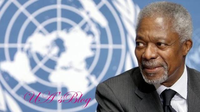 BREAKING News: Ex-UN Chief Kofi Annan Is Dead