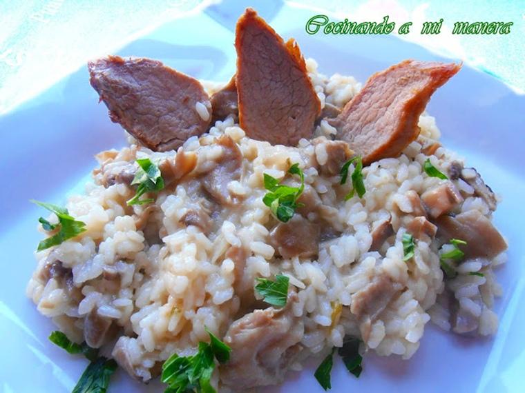 7 formas distintas de cocinar el arroz cocina for Como cocinar risotto de setas