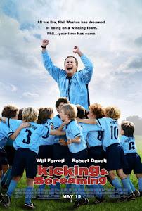 Kicking & Screaming Poster
