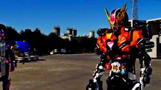 Best Foto Kamen Rider Geiz Revive