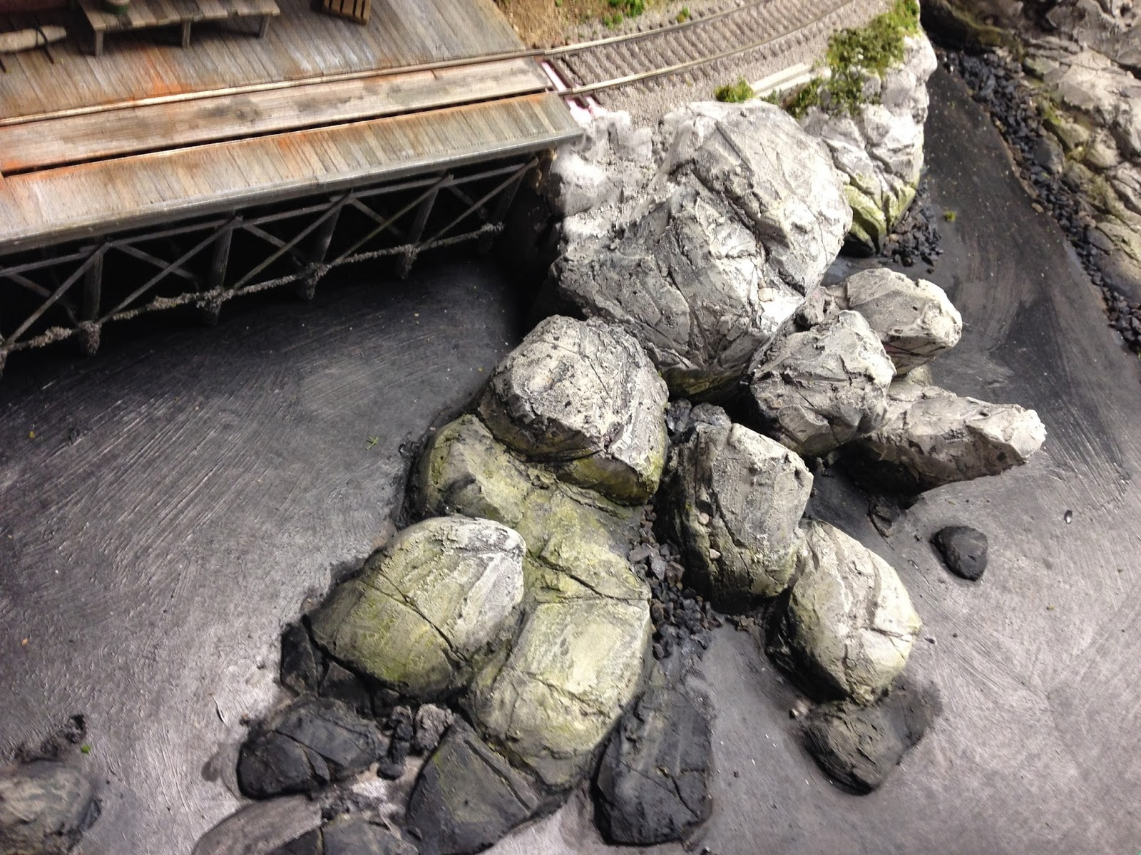 Execution Rocks | Fos Scale Models/ Blog