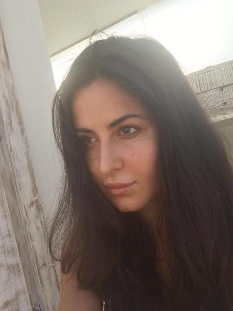 Katrina Kaif Instagram Selfie