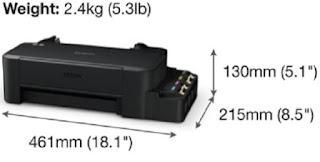 Desain Printer Epson L120