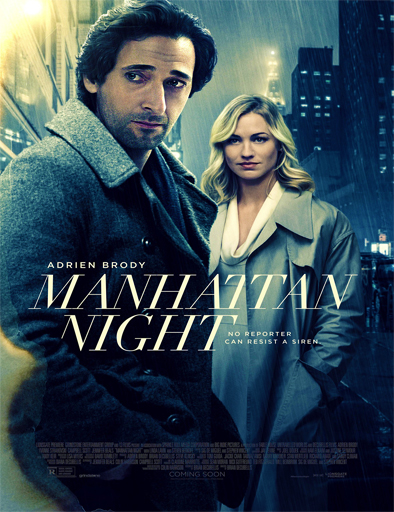 Ver Manhattan Night (2016) Online