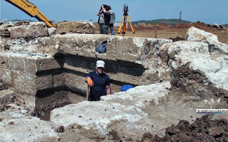 Βρήκαν ελληνικό τάφο από το Βασίλειο του Βοσπόρου