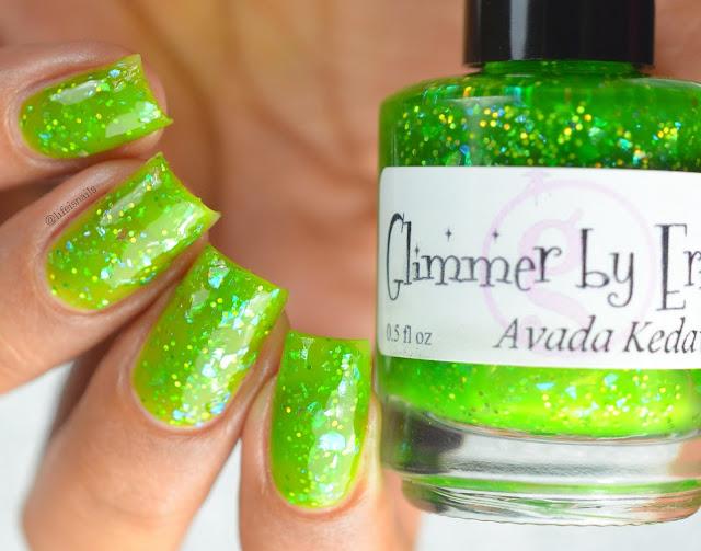 Glimmer By Erica Avada Kedavra