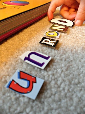 A hands-on approach for kids to learn a second language using recycling from And Next Comes L