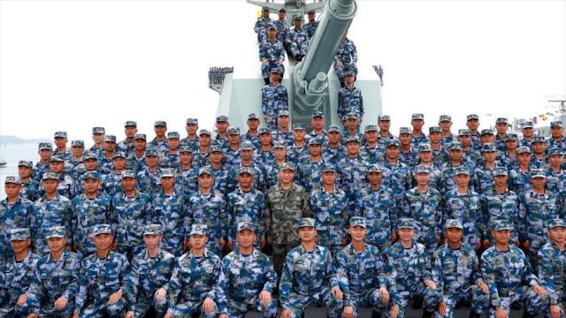 """""""China parece estar preparándose para la III Guerra Mundial"""""""