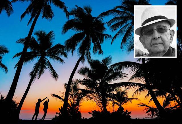 coqueiro praia tambau cabo branco joao pessoa ambiente de leitura carlos romero