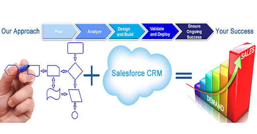 Importance of Salesforce CRM Development Services In Business !