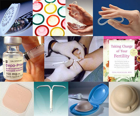 Image of Kinds of Contraception