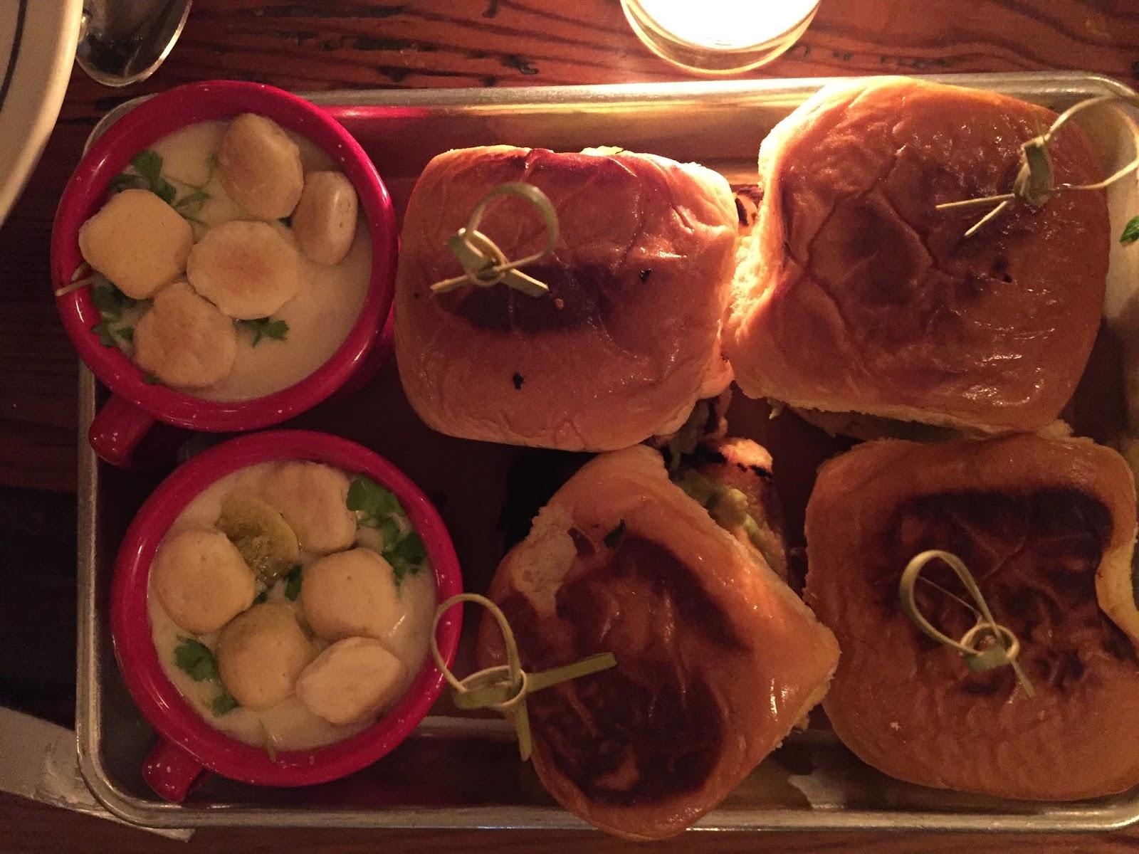 Eating Fabulously, Christopher Stewart, The Mermaid Inn, oysters, The Mermaid Inn happy hour