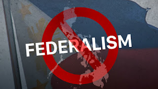 NO TO FEDERALISM