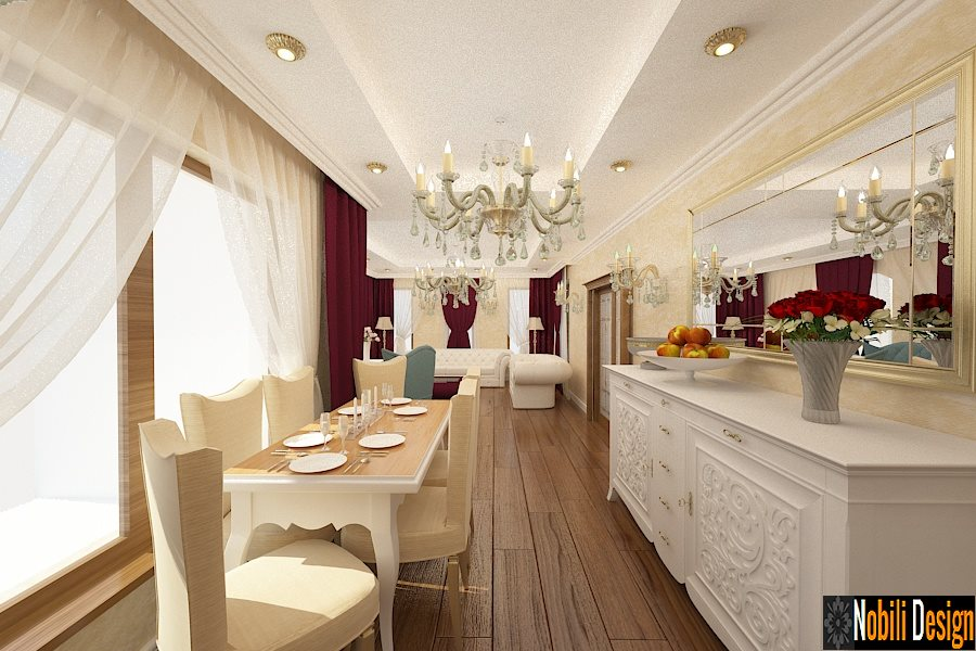 Design interior living casa stil clasic Bucuresti - Design Interior / Amenajari Interioare - Bucuresti | Design interior, living, dormitor, bucatarie, dresing, baie,casa, stil, clasic, Bucuresti, preturi, 2016,