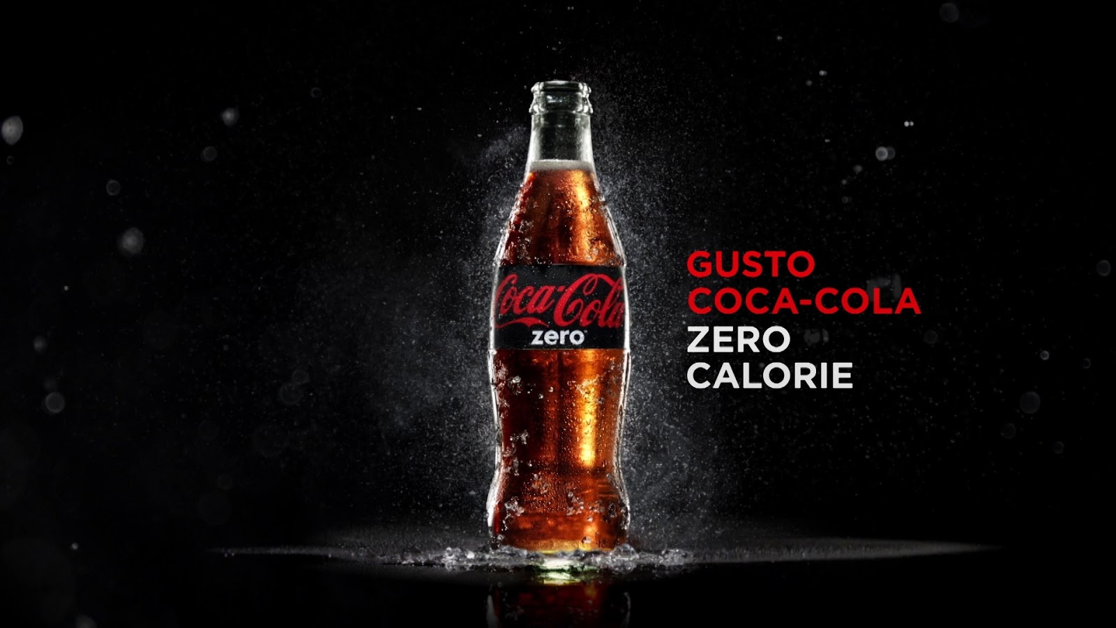 Canzone Pubblicità Coca Cola Zero Agosto 2016