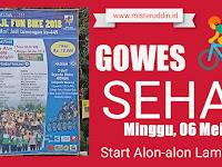 Informasi Fun Bike 2018, HJL Kabupaten Lamongan 449