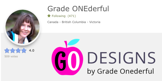 https://www.teacherspayteachers.com/Store/Grade-Onederful