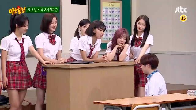 Di Cuplikan Terbaru 'Ask Us Anything' Girls Generation Bawa Banyak Pesona