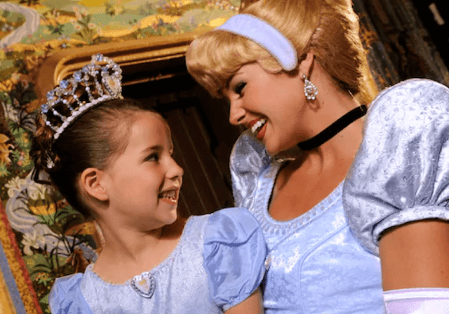 "So This Is Love: A ""Cinderella"" Anniversary Tea Party, 70th anniversary of Cinderella"
