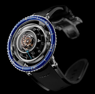 Montre MB&F HM7 Aquapod