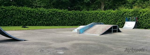 Skatepark Honfleur