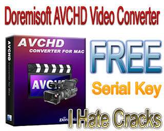 Doremisoft AVCHD Video Converter Free Download With Key Code