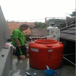 filter air sumur