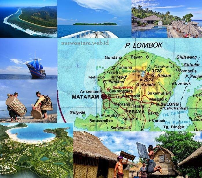 Lombok Island - Pulau terbaik dan terindah di Indonesia