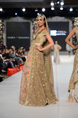 Bridal Wear, Wedding Dress, Bridal Dresses 2015-2016, Pakistani Bridal Wear 2016, New Bridal Collection.