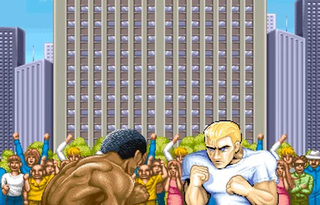 A companhia japonesa finalmente revelou quem são os lutadores que aparecem brigando na abertura de Street Fighter II.