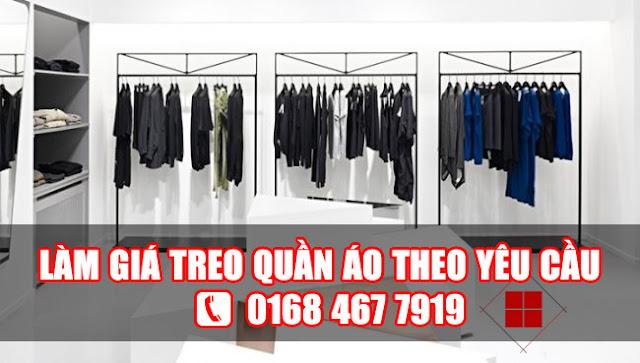Cửa hàng bán giàn phơi quần áo bằng inox đẹp TPHCM
