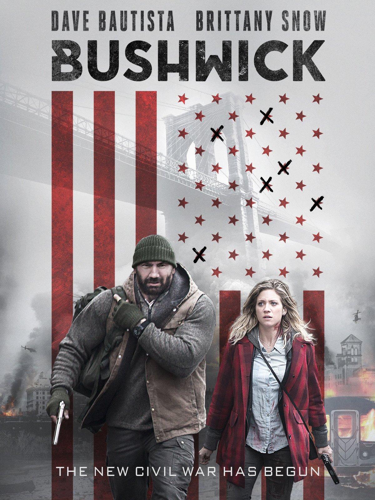 Bushwick (2017) สู้ยึดเมือง