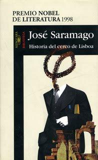 Historia del cerco de Lisboa – Jose Saramago
