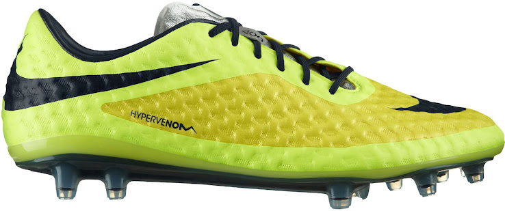 171ae4bcf83a Yellow Nike Hypervenom March 2014 Boot Colorway Released - Footy ...