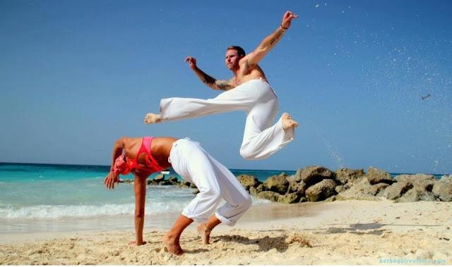 Teknik dasar gerakan capoeira - berbagaireviews.com