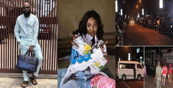 How Simi backs Noble Igwe for identifying major fraud fronts in Nigeria