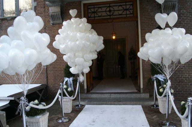 Bruiloft en Mode Bruiloft versieringen ideeen