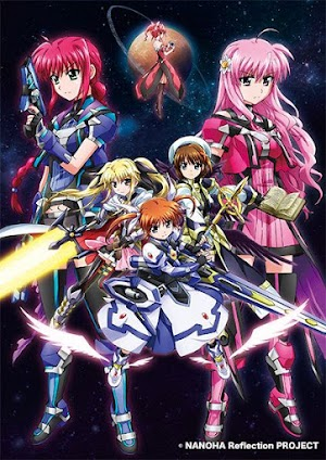 Descargar Magical Girl Lyrical Nanoha Reflection [HD] [Película] [Mega]