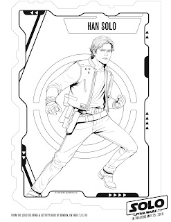 solo star wars printable