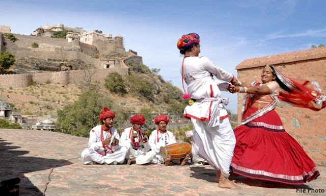 Kumbhalgarh-Festival, heritageofindia, Indian Heritage, World Heritage Sites in India, Heritage of India, Heritage India