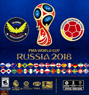 PES 6 ProEvo Colombia v5 World Cup 2018 Edition