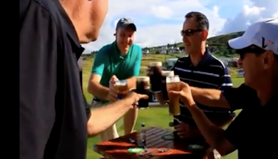 Kevin Friend Irish Links Golf Vacation Video