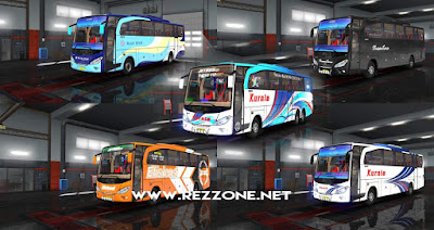 Skin Pack for Jetbus M Annas co FPS