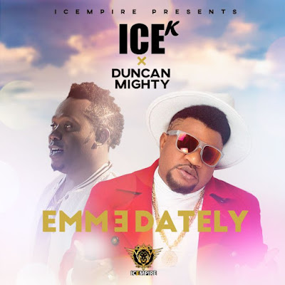 [Music] Ice K (Artquake) Ft. Duncan Mighty – Emmedately
