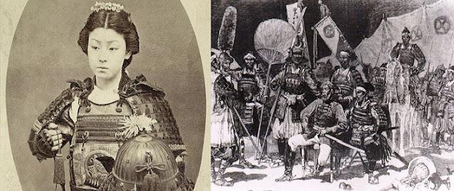 Samuray Hakkında İlginç Gerçekler