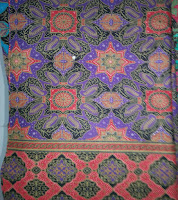 Kain Batik Prima 2901 Ungu