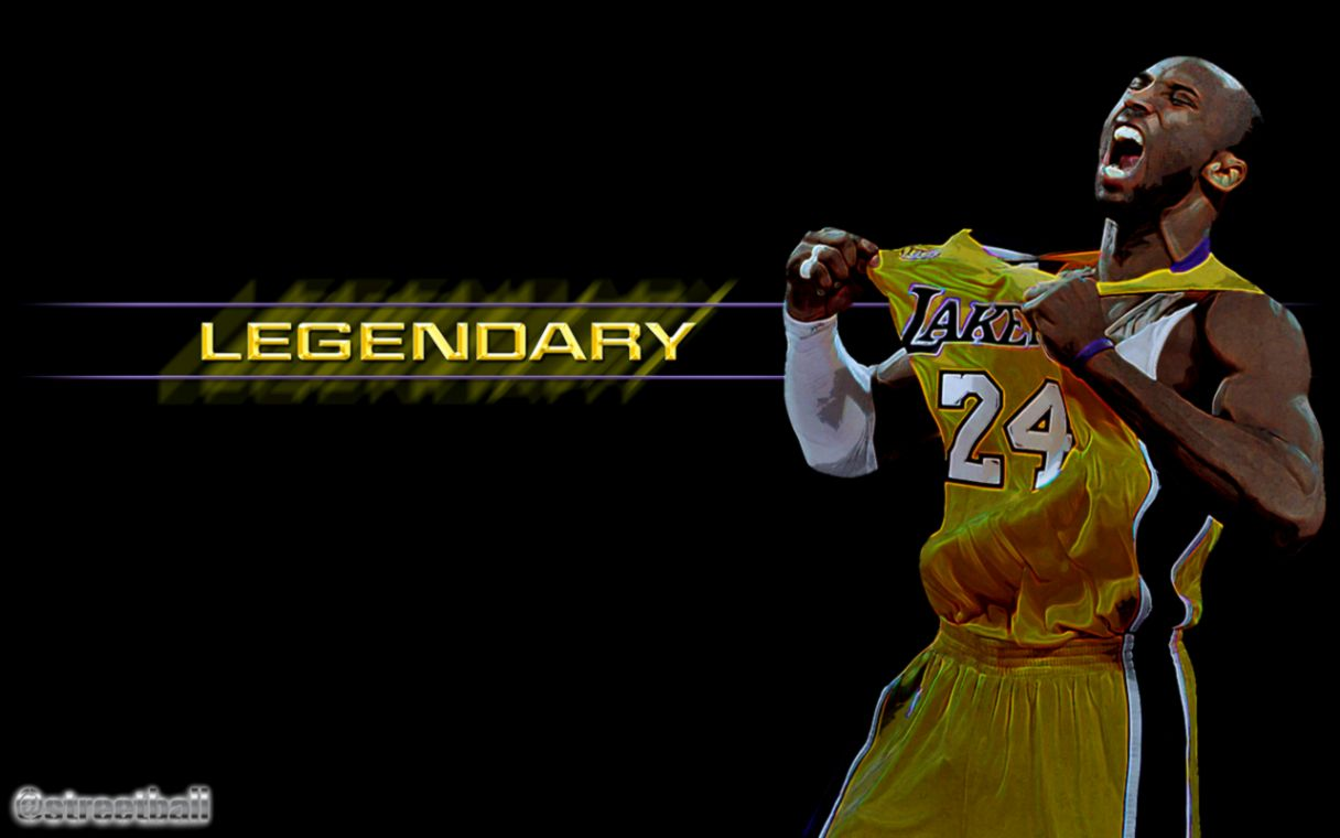 Kobe Bryant Nba Superstar Wallpaper My Sims 3 Downloads