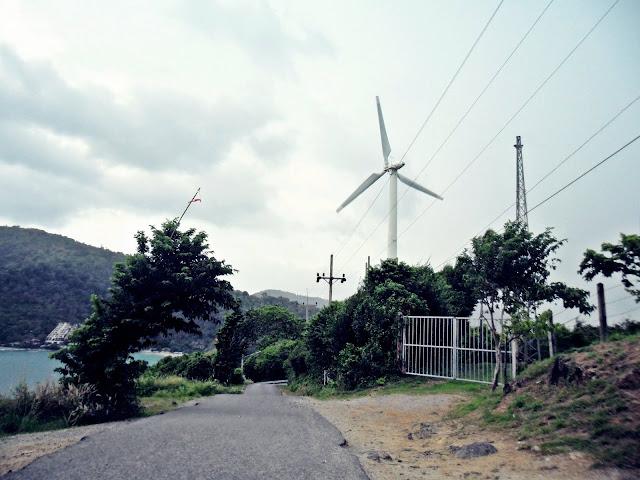 Promthep Alternative Energy Station