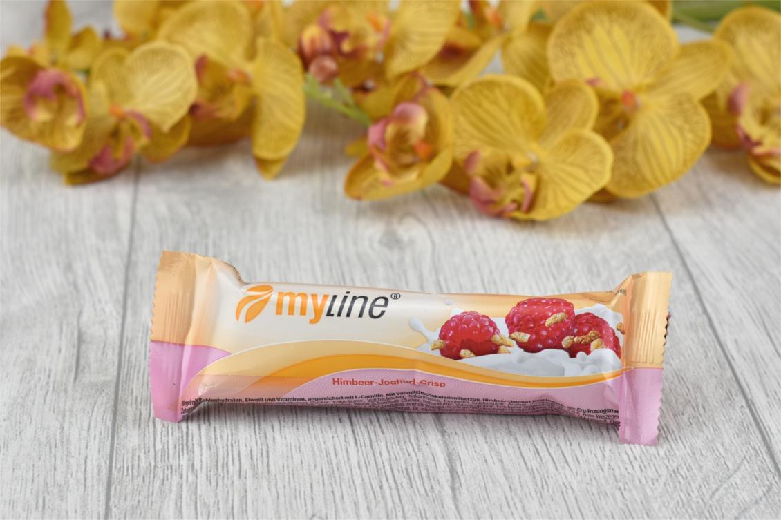 fem.box - Februar 2017 - myline - Riegel Himbeer-Joghurt-Crisp
